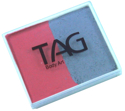 Picture of TAG Soft Grey & Rose Pink Split Cake 50g