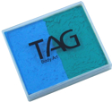 Picture of TAG Teal & Light Blue Split Cake 50g