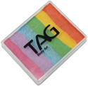 Picture of TAG Rainbow Delight Pearl Split Cake 50g
