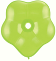 Picture of 6 Inch Geo Blossom - Lime Green (50/bag)