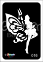 Picture of Dancing Fairy  BG-16 - (5pc pack)
