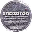 Picture of Snazaroo Sparkle Gunmetal Grey  - 18ml
