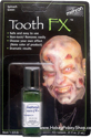Picture of Tooth FX Special Effects Tooth Paint - Spinach