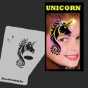 Picture of Unicorn Stencil Eyes Profiles - SOBA