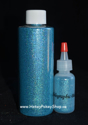 Picture of Holographic Blue - Amerikan Body Art ( 8oz )