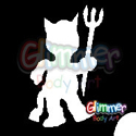 Picture of Little Devil - Stencil (5pc pack)