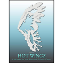 Picture of Hot Wingz  8014 - Homestyle