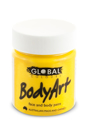 Picture of Global  - Liquid Face and Body Paint - YELLOW - 45ml