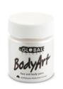 Picture of Global  - Liquid Face and Body Paint - Metallic Pearl 45ml