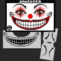 Picture of Jokester Stencil Eyes - 35SE - (Child Size 4-7 YRS OLD)