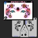 Picture of Sweet Pea Stencil Eyes- 86SE - (Child Size 4-7YRS OLD)