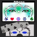 Picture of Athena Stencil Eyes - 03SE - (Child Size 4-7 YRS OLD)