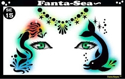 Picture of Fanta-Sea Stencil Eyes - 15SEc - (Child Size 4-7 YRS OLD)