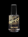 Picture of Mehron Nail Polish - Midnight Black