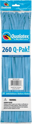 Picture of 260 Qualatex Q-PAK - Neon Blue (50/bag)