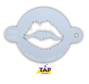 Picture of TAP 042 Face Painting Stencil - Lip Print