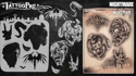 Picture of Tattoo Pro Stencil -  Nightmare (ATPS172)