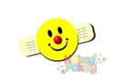 Picture of Sticker Roll - Clown Boo-Boo - 250/roll
