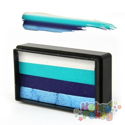Picture of Silly Farm - Blue Tattoo Rose -  Arty Brush Cake - 30g