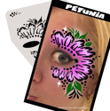Picture of Petunia Stencil Eyes Profiles - SOBA