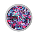 Picture of Vivid Glitter Loose Glitter - Blazin Unicorn  (25g)