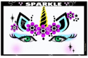 Picture of Sparkle Unicorn - Stencil Eyes
