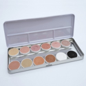 Picture of Superstar Face and Body paint 12 colours SKIN TONE palette (139-63.8)
