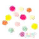 Picture of Rose Gems - Pastel Assortment 8-10mm (13 pc.) (FG-AR3)