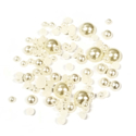 Picture of Pearl Gems - Cream White - (AG-P2) (10ml)