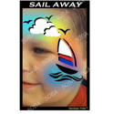 Picture of Sail Away Stencil Eyes Profiles - SOBA