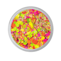 Picture of Vivid Glitter Glitter Gel - Lava Pool  (25g)