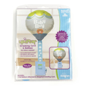 Picture of Uplifter Foil Balloon & Greeting Card - Baby Boy