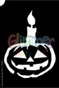 Picture of Lighted  Pumpkin Face (5pc-pack)