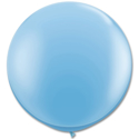 Picture of Qualatex 3FT Round - Pale Blue Balloon (2/bag)