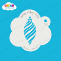 Picture of Striped Ornament - Dream Stencil - 52