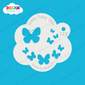 Picture of Assorted Butterflies - Dream Stencil - 123