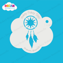 Picture of Dream Catcher - Dream Stencil - 144