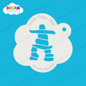 Picture of Inukshuk #3 - Dream Stencil - 131