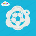Picture of Soccer Ball - Dream Stencil - 270