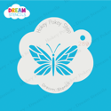 Picture of Fancy Butterfly Dream Stencil - 289